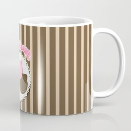 Nea-paw-litan Meowcaron Coffee Mug