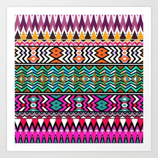 Mix #106 Art Print