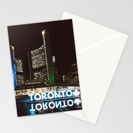 The Toronto Sign Stationery Cards