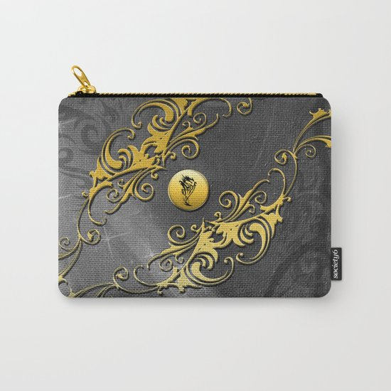 Awesome chinese dragon Carry-All Pouch