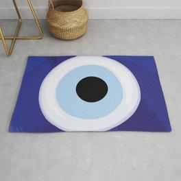 Evil Eye Rug