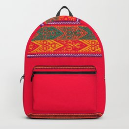 Beautiful Tapestry from Peru Backpack