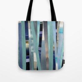 Sea(scapes)stripes Tote Bag