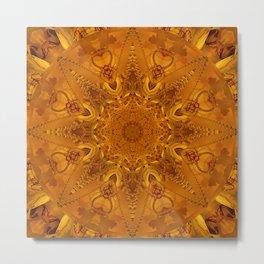 Mandala opulence Metal Print