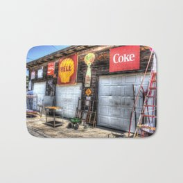 Old Time Trinkets Bath Mat