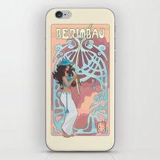 Capoeira 898 iPhone & iPod Skin