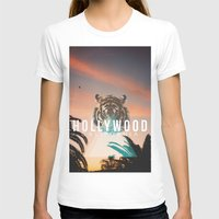 hollywood T-shirts featuring HOLLYWOOD by Warren Silveira + Stay Rustic