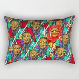Eckhex Rectangular Pillow