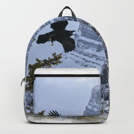 Mt Rundle & Raven (Canadian Rockies) Backpack