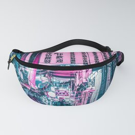 Detective World Fanny Pack