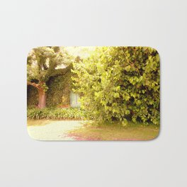The Garden Door Bath Mat