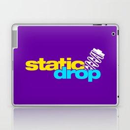Static drop v3 HQvector Laptop & iPad Skin