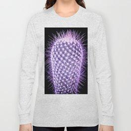 Purple Pain Long Sleeve T-shirt