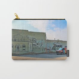 A Toledo Mural I Carry-All Pouch