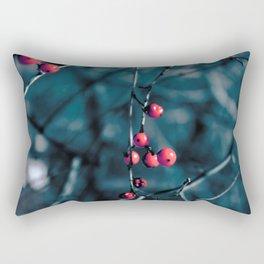 Chilled Berries Rectangular Pillow