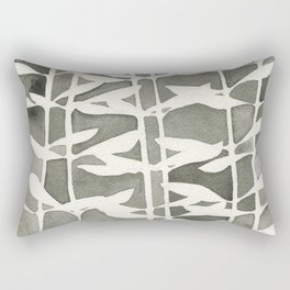 Plant Pattern #2 Rectangular Pillow