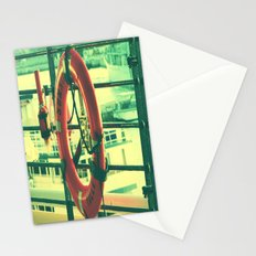 I'd rather drown (my troubles) Stationery Cards