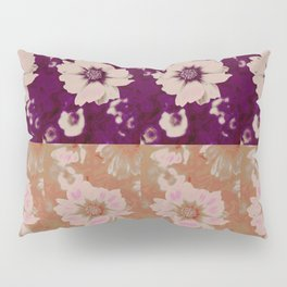 Flower Design @  DieFarbenfluesterin Pillow Sham