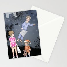 Insomniacs - Once upon a time out Stationery Cards