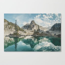 Watersprite Lake Canvas Print