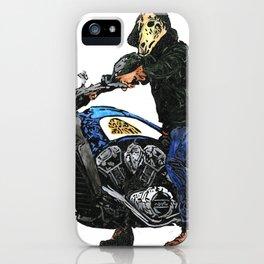 Horseman #4 iPhone Case