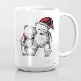 Bear: Merry Christmas Coffee Mug