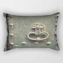 Doorknocker Rectangular Pillow