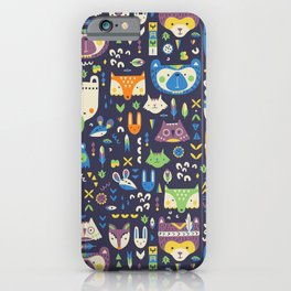 Wild Things iPhone Case