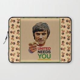 manchester united legend Laptop Sleeve