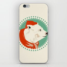 The Life Arctic iPhone Skin