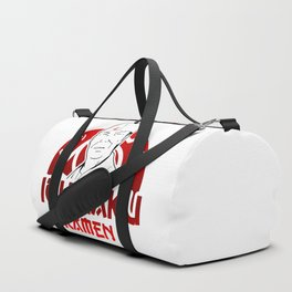 Ichiraku Ramen Duffle Bag