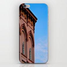 Cherubs on the Ledge iPhone & iPod Skin