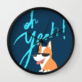 Oh yeah! Wall Clock