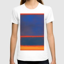 Rothko Inspired #7 T-shirt