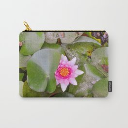 Hidden water flower Carry-All Pouch