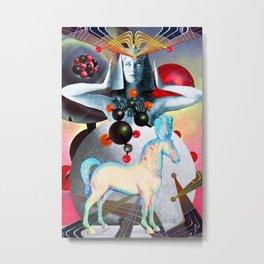 Kensho Satori Metal Print