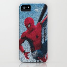 Spidey HomeComing iPhone Case