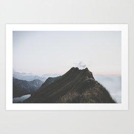 path - Landscape Photography Art Print