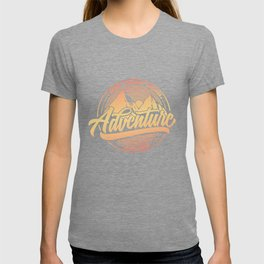 Dream Explore Discover Adventure Is Out There or T-shirt