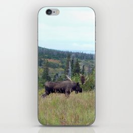 Moose iPhone Skin
