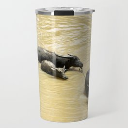 Water Buffalo Travel Mug