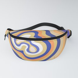 Ouimet Canyon Stripes Fanny Pack