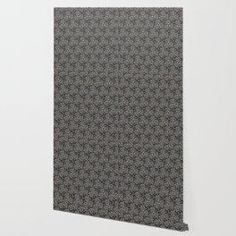 Gray Lace Wallpaper