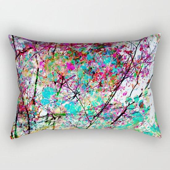 Autumn 8 Rectangular Pillow