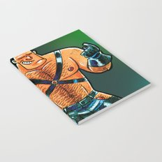 Leather Daddy Notebook