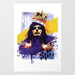 Killer Queen Art Print