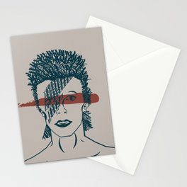 Bowie Bodoni 2 Stationery Cards