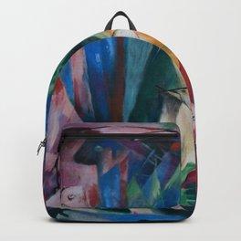 """Franz Marc """"Birds"""" Backpack"""