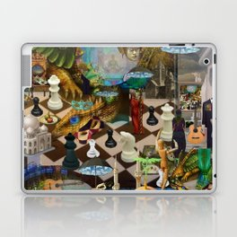 The Young Lady's Dream Laptop & iPad Skin