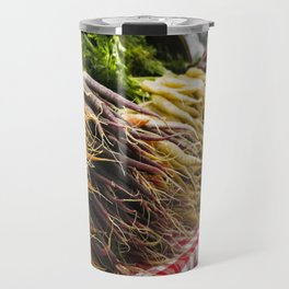 Market Carrots Travel Mug